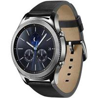 Samsung Gear S3 Classic SM-R770 Black Leather Smart Watch